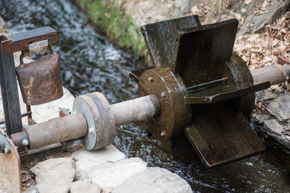 Kleinwasserkraft