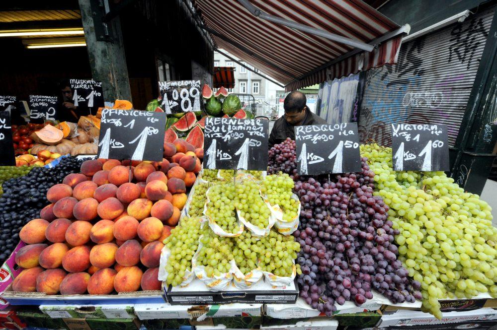 Wien Marktordnung
