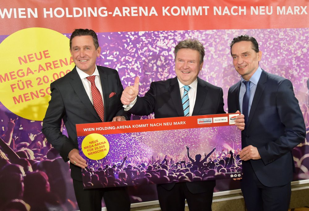Wien Holding-Arena