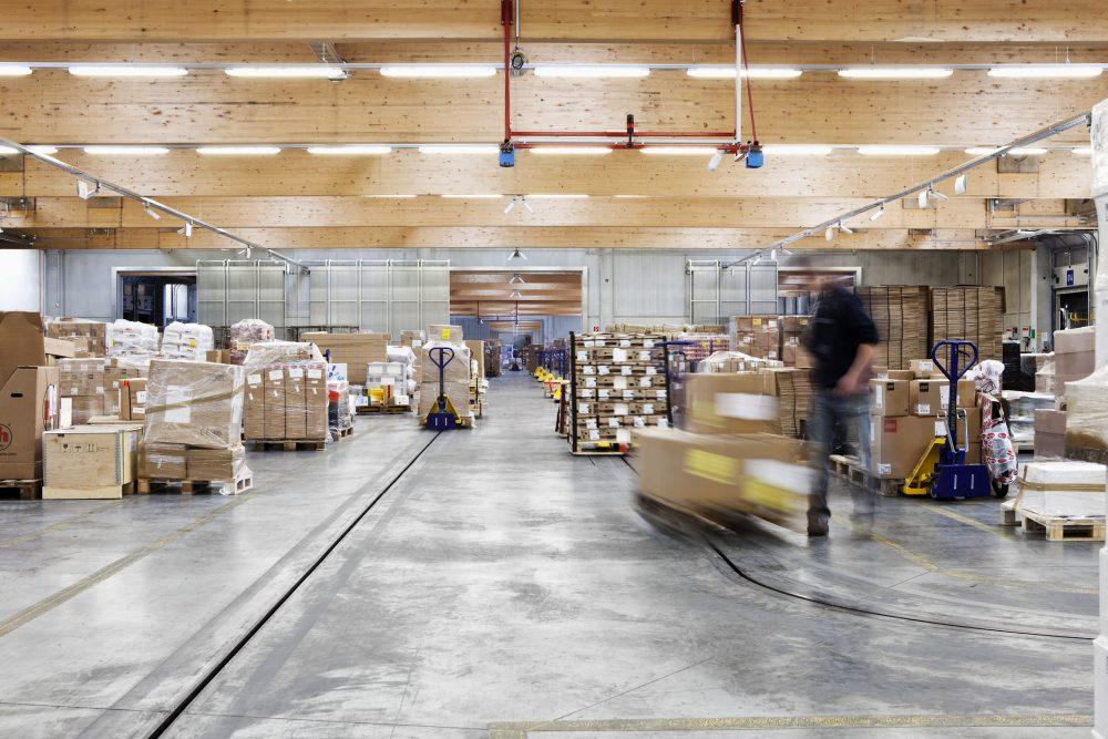 Logistik Österreich