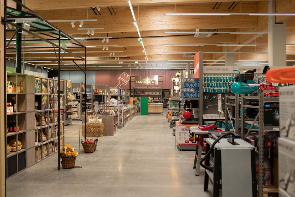 Lagerhaus-Flagship-Store