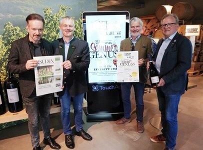 """""""Südsteiermark Sommer Genuss Festival"""":"""