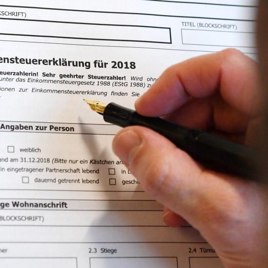 Steuerreform 2019