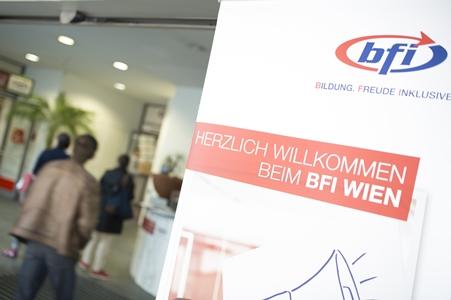 Tag der offenen Tür bei BFI Wien