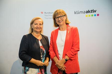 BMNT klimaaktiv Konferenz würdigt Klimaschutz-Engagement